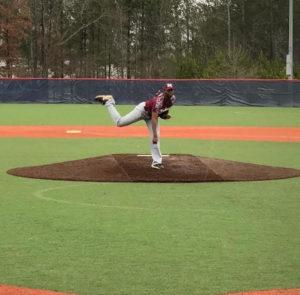 Fairmont State University Baseball