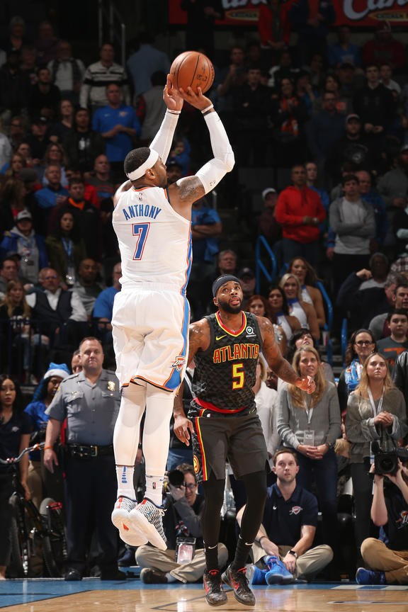 A Hawks trade for Carmelo Anthony will end in a buyout 37fb818ae