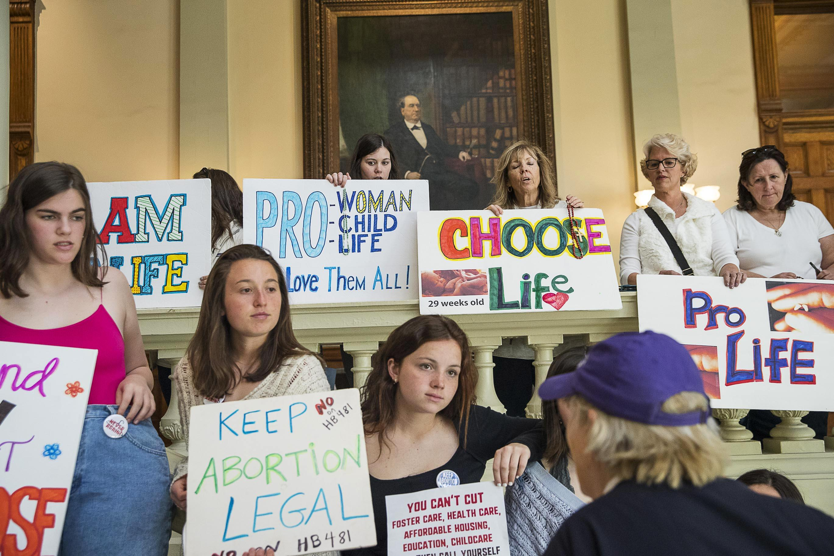Op-Ed: Georgia's criminalization of abortion has colossal