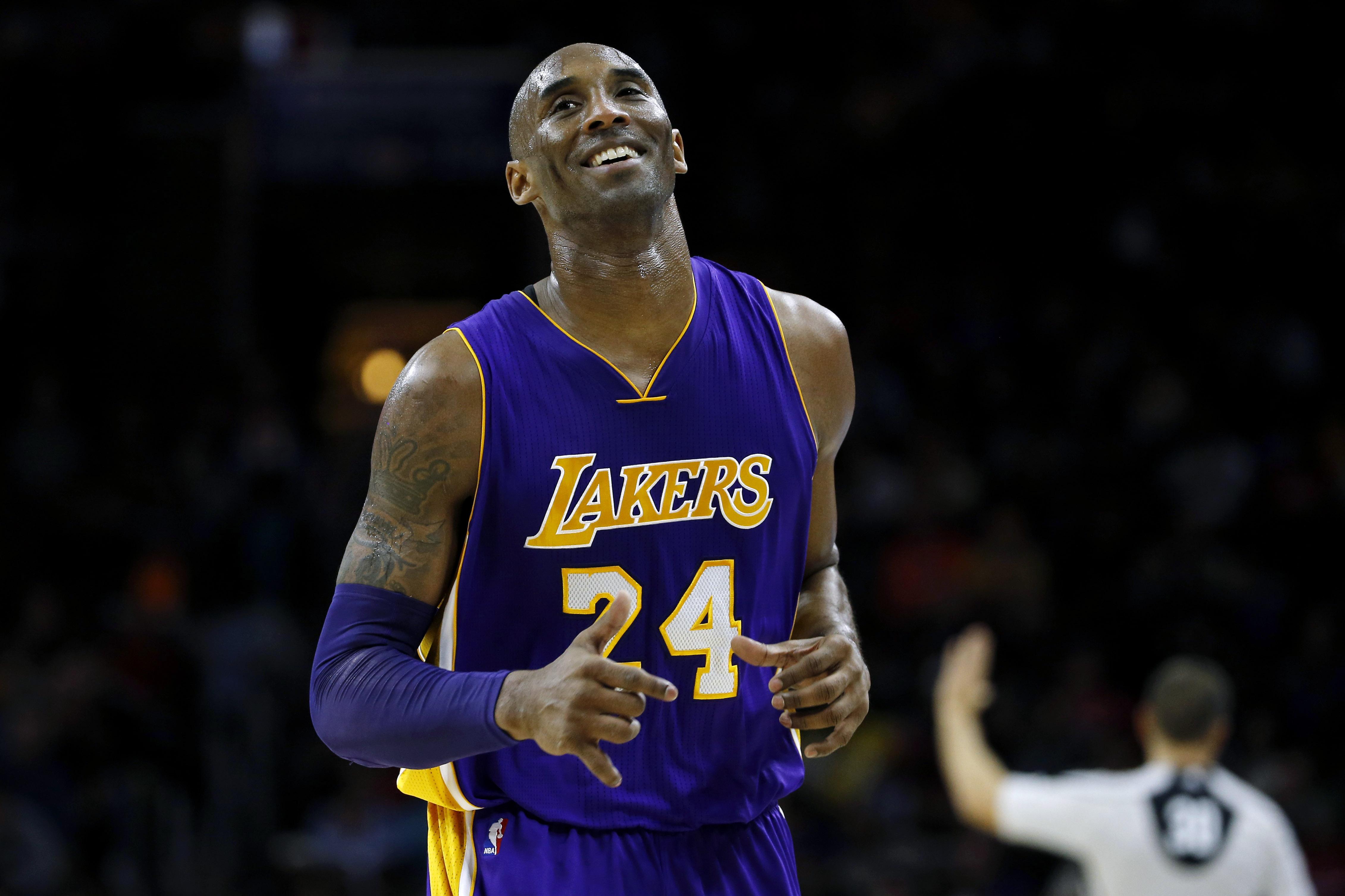 NBA legend Kobe Bryant dies in tragic helicopter crash   The Atlanta Voice