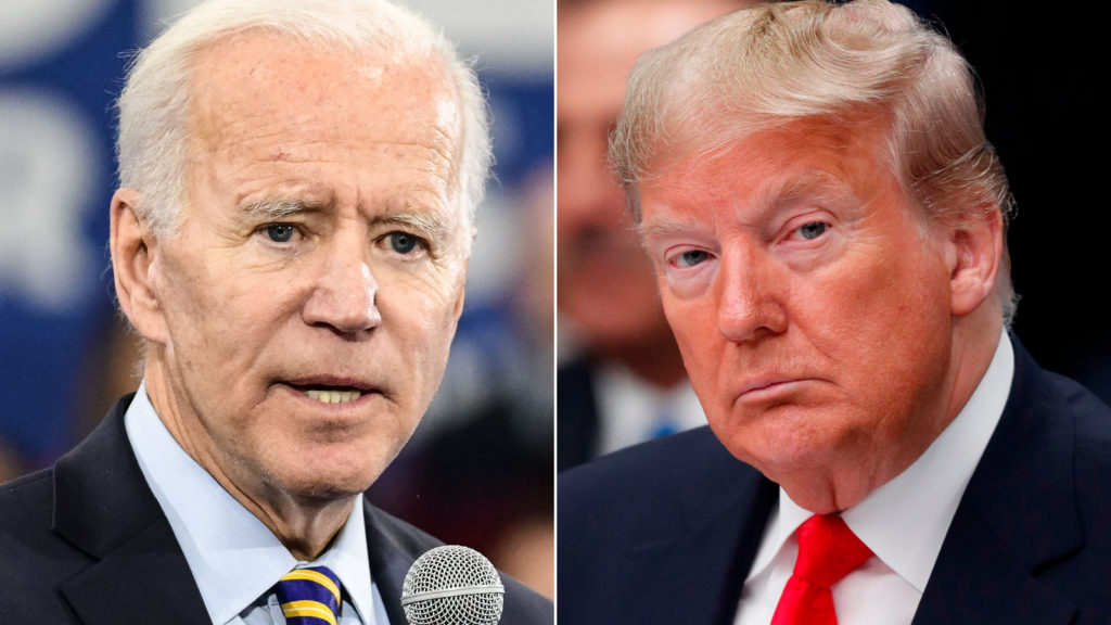 Biden vs. Trump: General election battle is now set   The Atlanta Voice